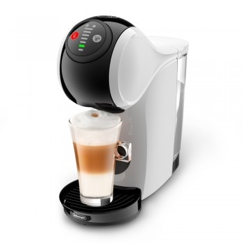 Genio S White by DE'LONGHI® Coffee Machine Main