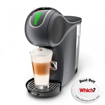 Genio S Touch Space Grey by DE'LONGHI® Coffee Machine