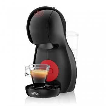 Piccolo XS Black Manual Coffee Machine by De'Longhi®