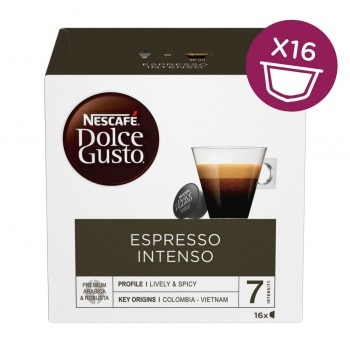 Espresso Intenso Coffee With Box