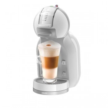 Mini Me Automatic Grey & White coffee machine by Krups