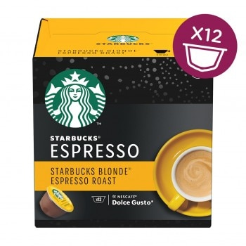 STARBUCKS Espresso Blonde Roast