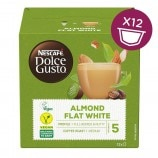 Plant-Based Flat White Almond