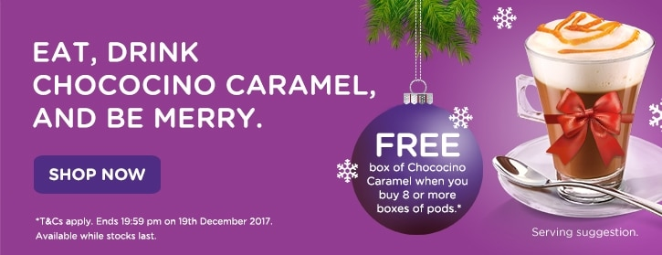 Free Box of Chococino