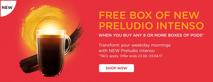 preludio coffee