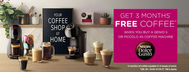 Your Coffee Shop at Home