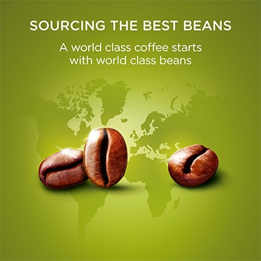 Sourcing the best beans