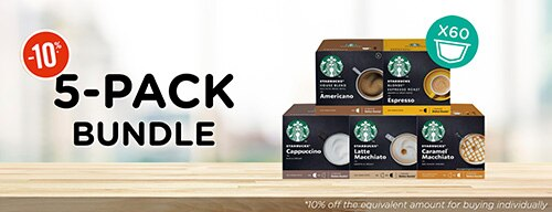 STARBUCKS® Bundles