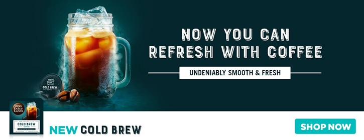 New Cold Brew Coffee